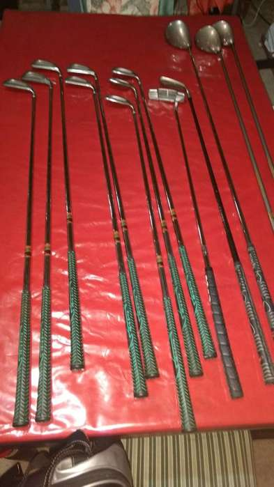 Palos de <strong>golf</strong> para surdos
