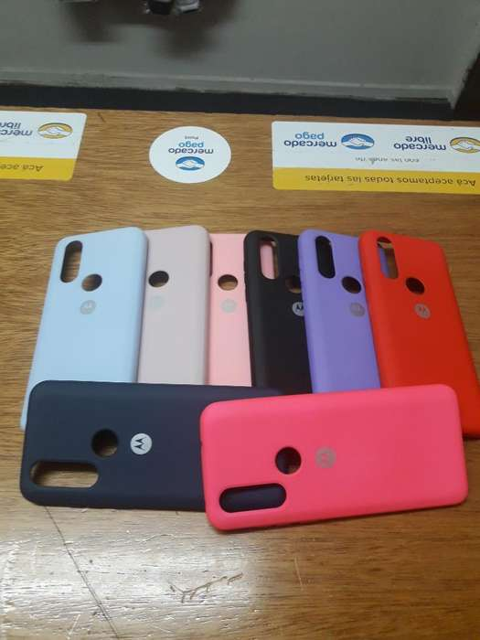 Funda Orig Case Soft Motorola One Vision