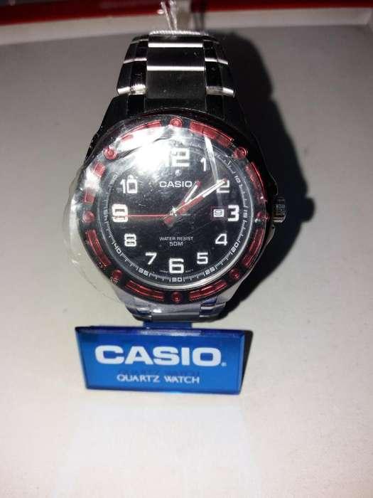 Reloj Análogo Casio Nuevo!!