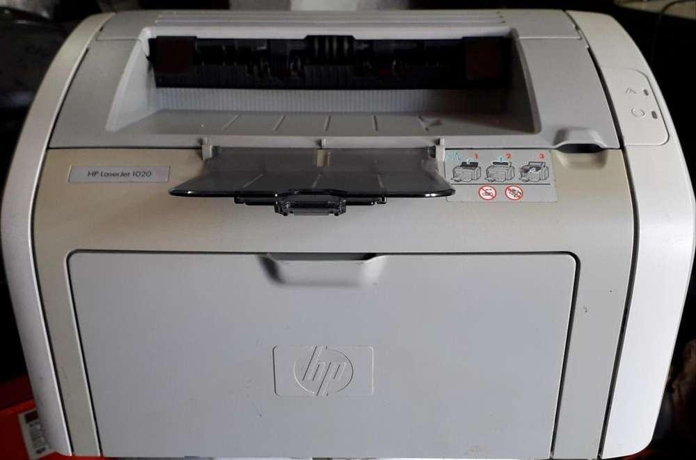 Impresora LaserJet 1020