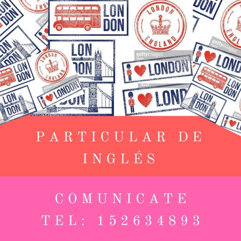Particular de Inglés