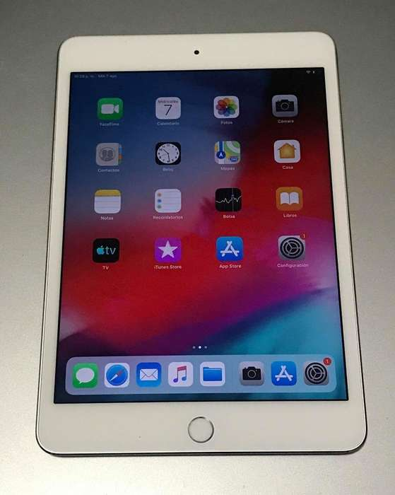 MINI IPAD 4 128GB WIFI GRAY SPACE