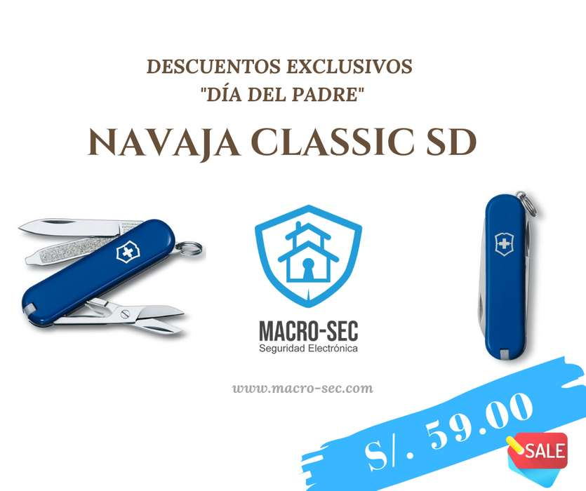 NAVAJA CLASICA SD / CLASSIC SD VICTORINOX