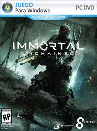 Immortal Unchained PC Full Español