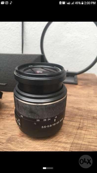 Vendo Cámara Sony A230