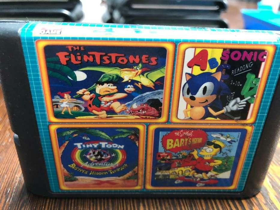 Vendo Juegos de Sega Y Otras Consolas