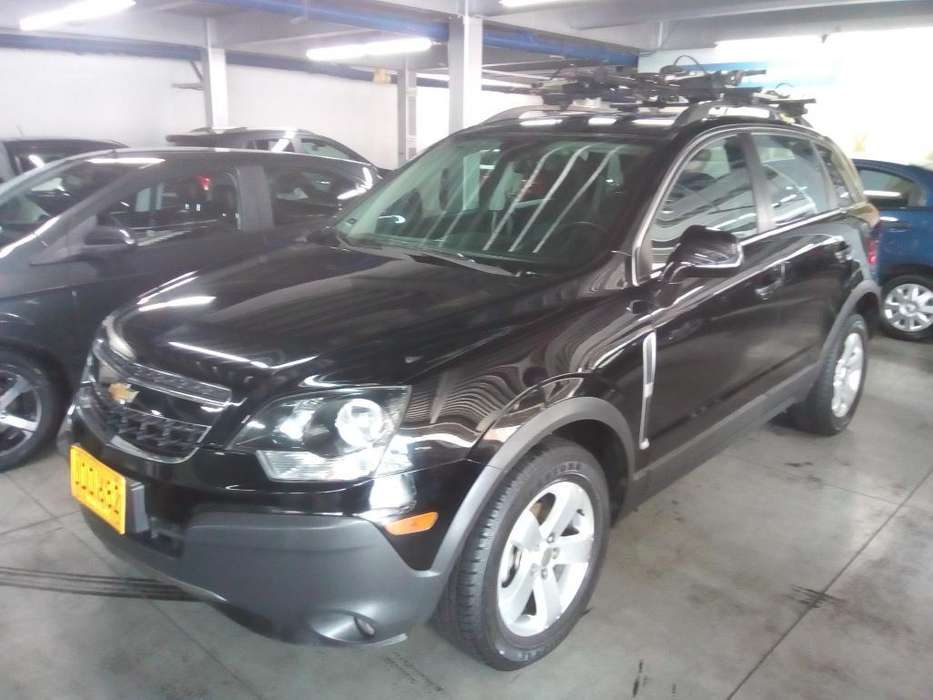 Chevrolet Captiva 2017 - 25000 km