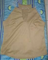 Blusa camell