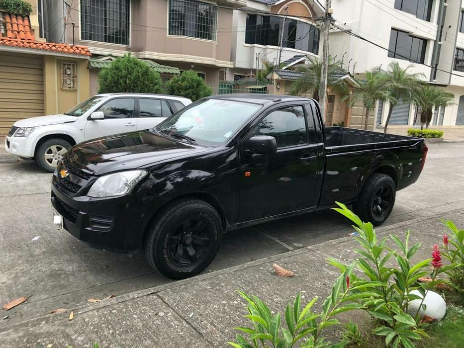 <strong>chevrolet</strong> D-Max 2015 - 95000 km