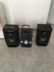 ! GANGAZO Equipo de Sonido Panasonic !