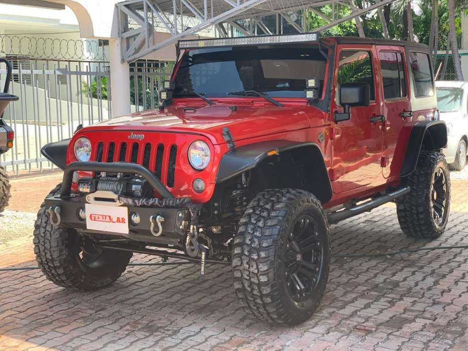 <strong>jeep</strong> Wrangler 2015 - 45000 km