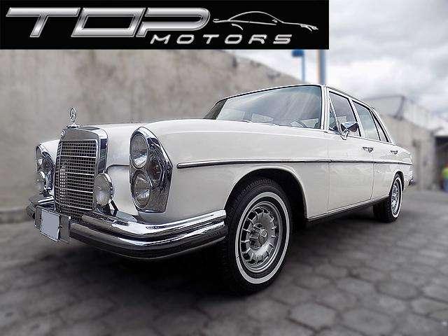 Mercedes-Benz Clase S 1971 - 91000 km