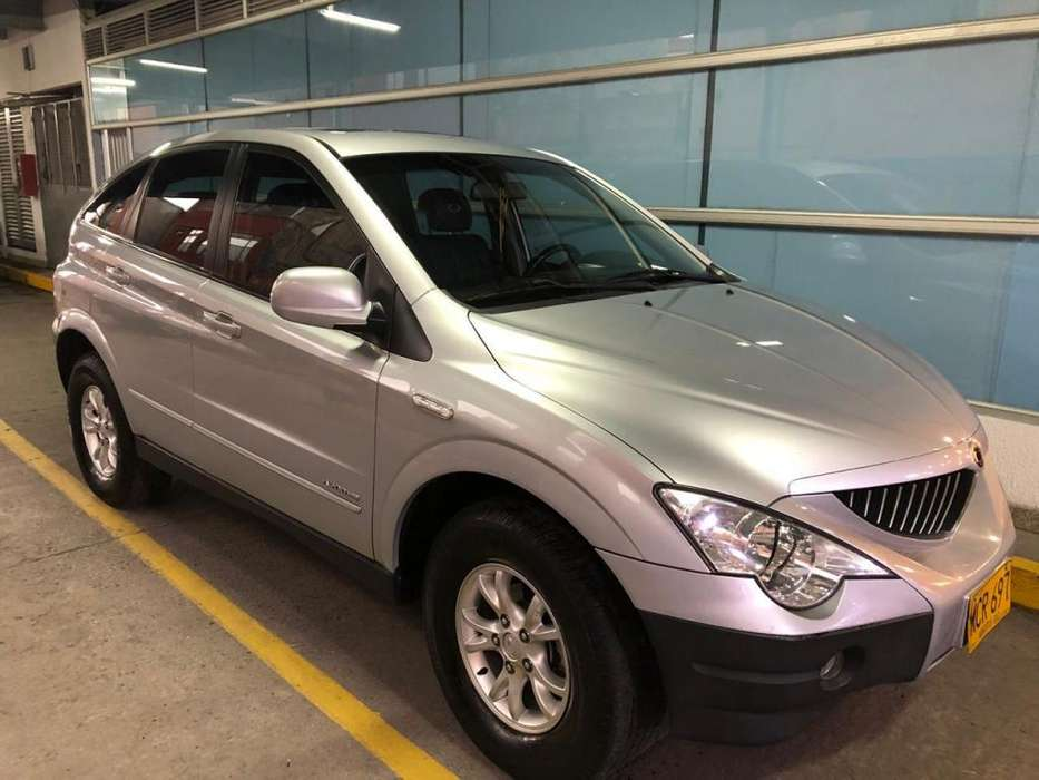 Ssangyong Actyon 2013 - 102000 km