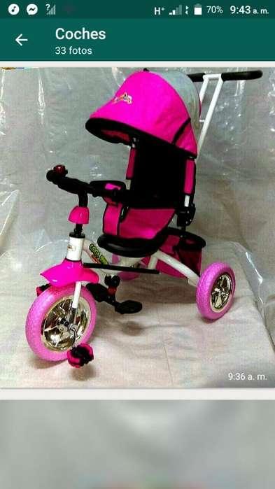 Remato Lindo Triciclo para Niñas Nuevo