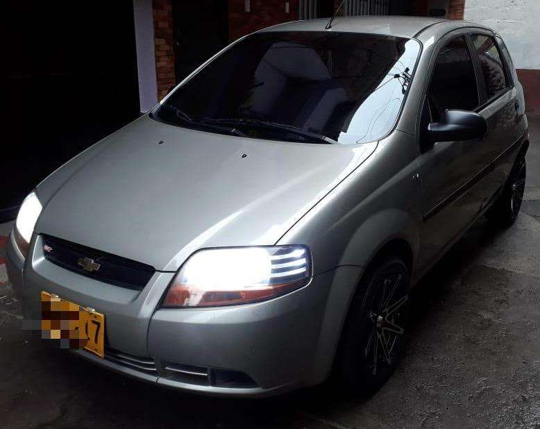 Chevrolet Aveo 2009 - 89400 km