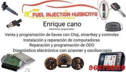 Llaves con Chip Huancayo