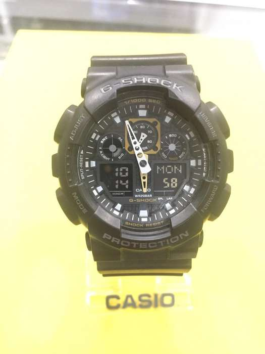 Vendo Casio G Shock Analogo/Digital