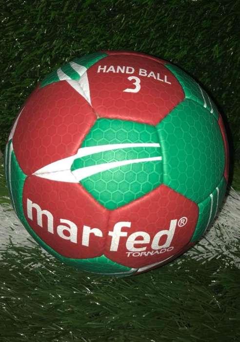 Pelota Handball Nro 3 Marfed