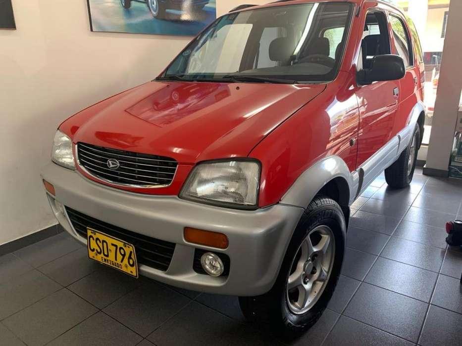 Daihatsu Terios 1999 - 180000 km