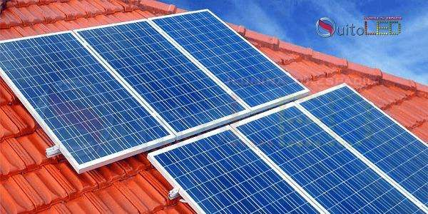 Panel Solar Potencia 120 W Fabricado en Policristalino Marca Prostar Quitoled