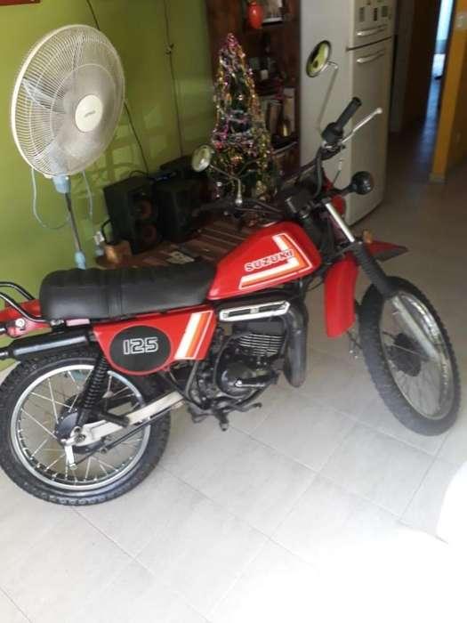 <strong>suzuki</strong> ER 125cc 2t Mod 1980