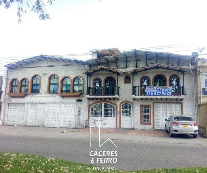 Cod. ABCYF21078 <strong>casa</strong> En Arriendo En Bogota Los Alcazares