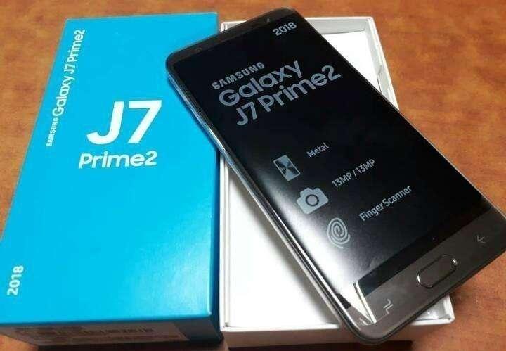 SAMSUNG J7 PRIME 2 DE 32GB NUEVO Y LIBRE CON GARANTÍA!!! MEMORIA 32GB,CAMARAS 13 Y 13MP,ANDROID 8.0,RAM 3GB