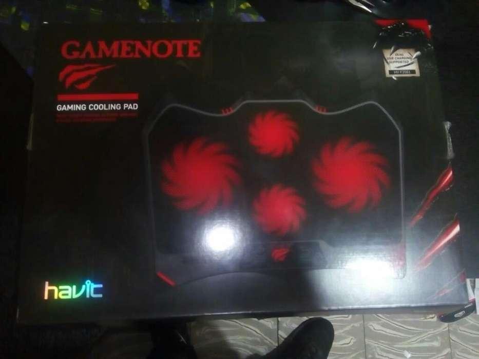 Ventilador Gamenote