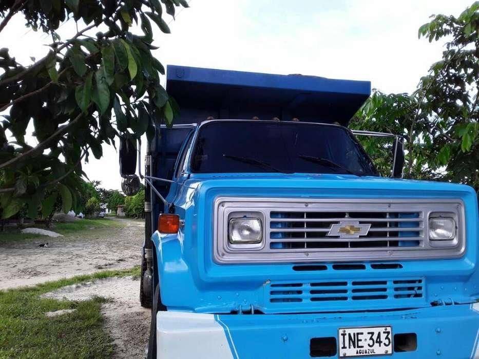 Volqueta Chevrolet C70