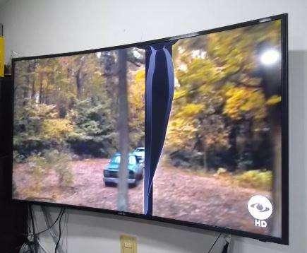 Repuestos!!! Tv Samsung Uhd Curve 49