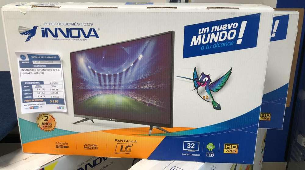 Android Tv Innova Hd