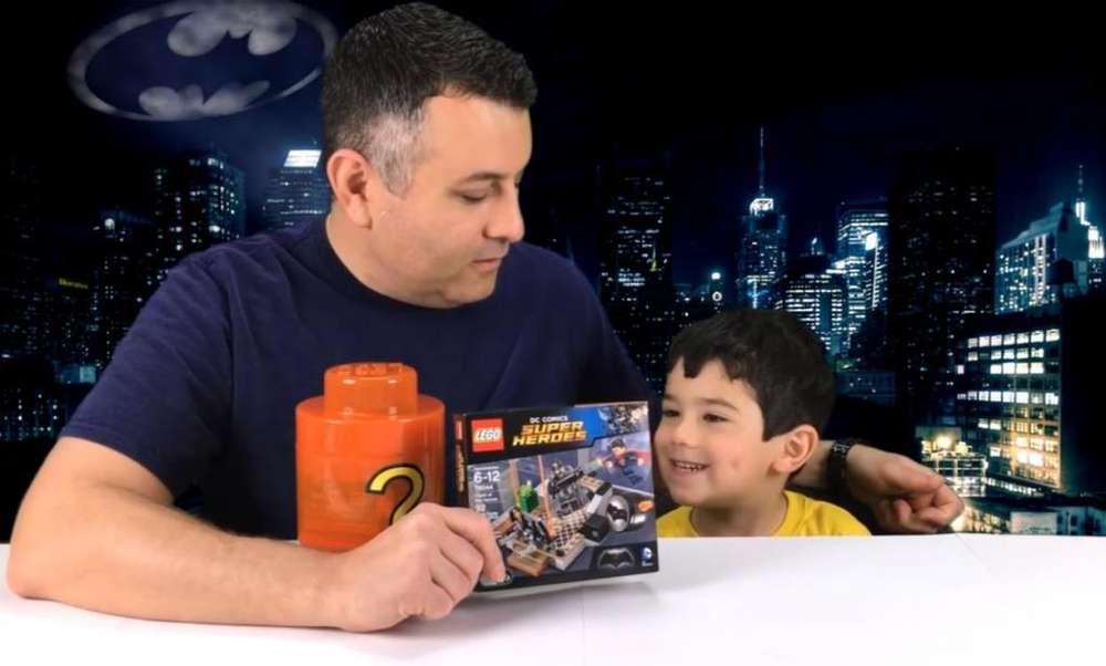 Lego Marvel Super Heroes 76044 SUPERMAN BATMAN ORIGINAL