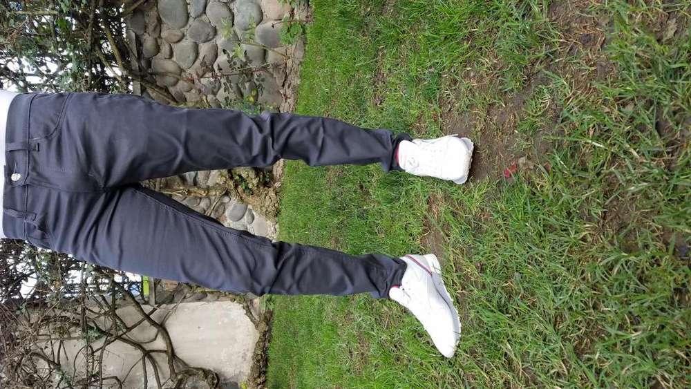 Jeans Skinny Strech para Negocio