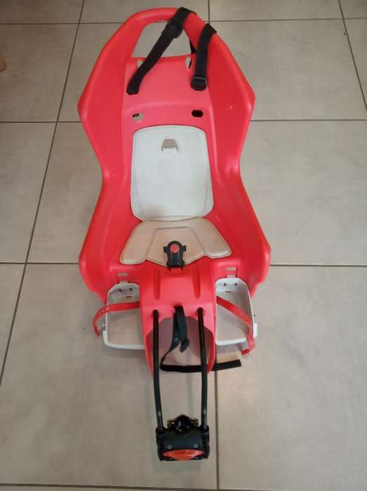 Silla Bebé Bicicleta