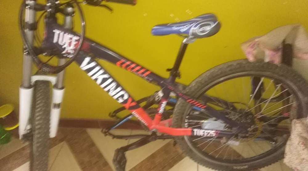 Bicicleta Downhill O Montañera