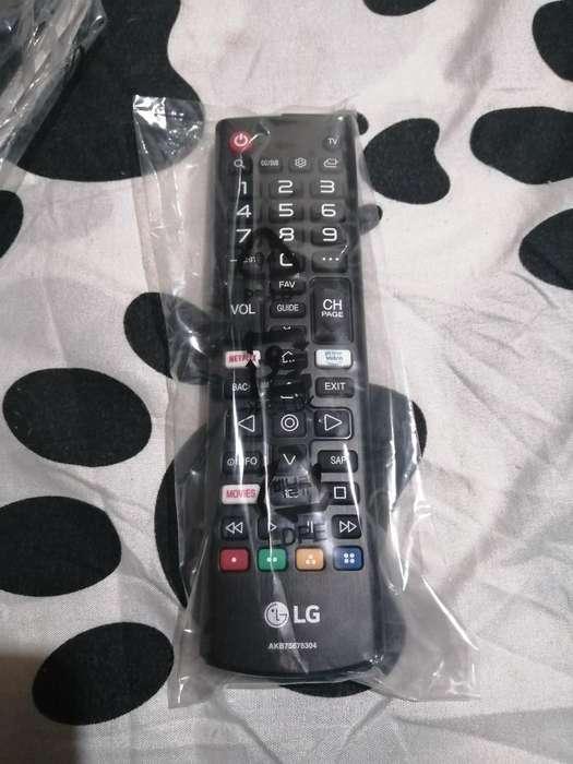 Control Lg Smartv Original