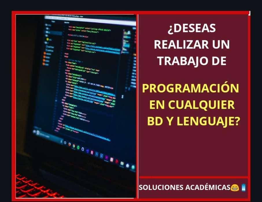 Trabajos de Programación
