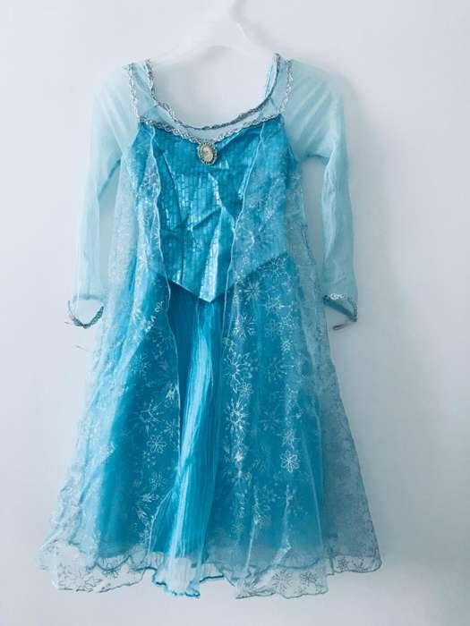 Disfraz Disfraz Disney de Elsa Frozen