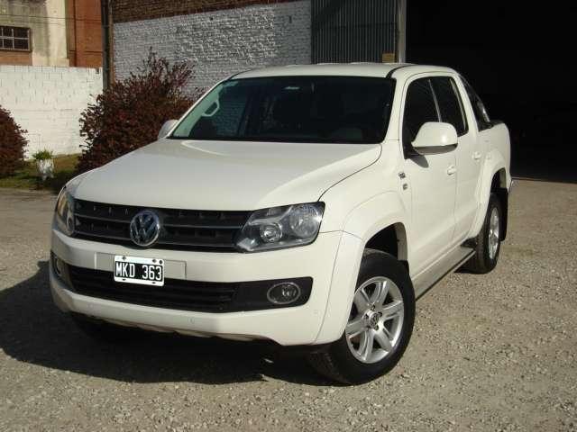 Volkswagen Amarok 2013 - 118000 km