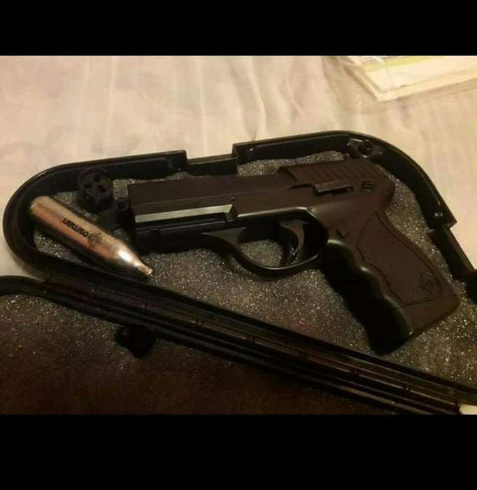 Pistola Crossman Pro 77