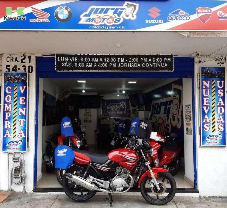 <strong>yamaha</strong> Libero 2016. JORGE MOTOS BUCARAMANGA. Financiación, Recibimos Motocicleta Usada!!!