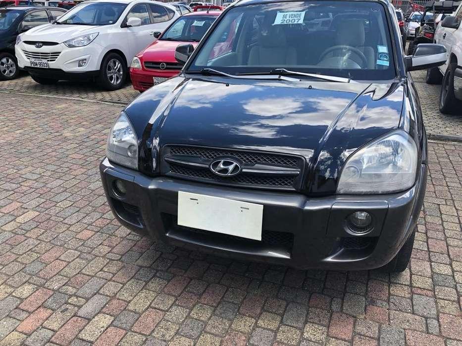 Hyundai Tucson 2007 - 183000 km