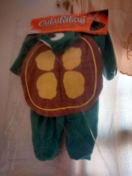 Disfraz de Tortuga Talla 1