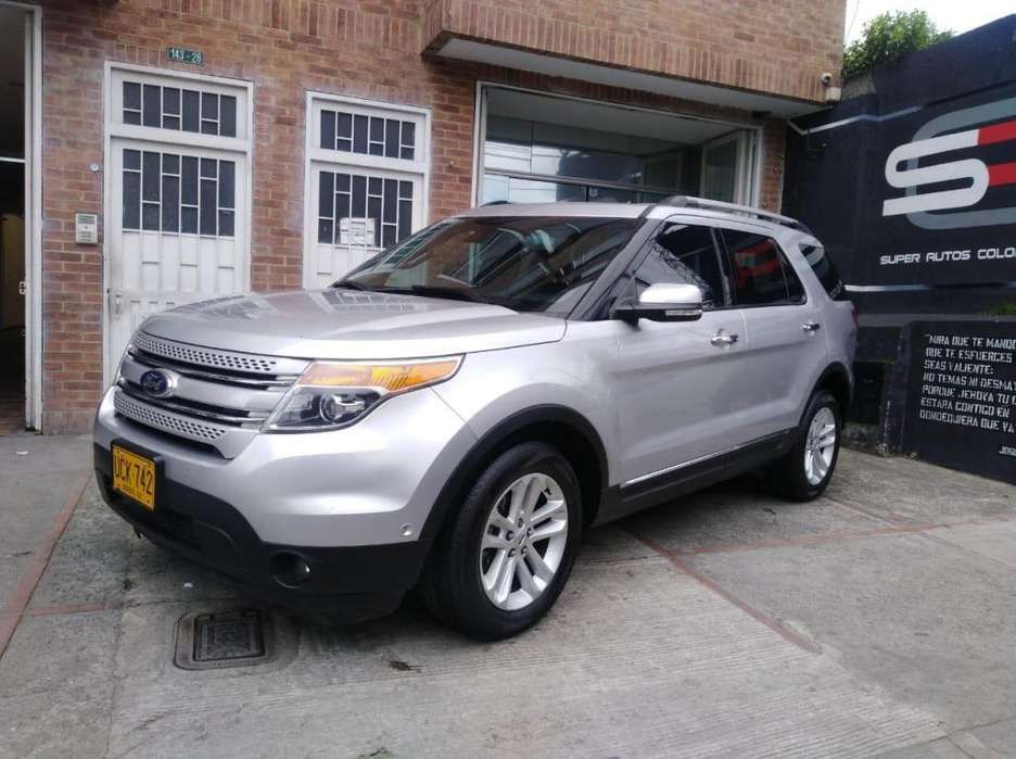 <strong>ford</strong> Explorer 2014 - 42000 km