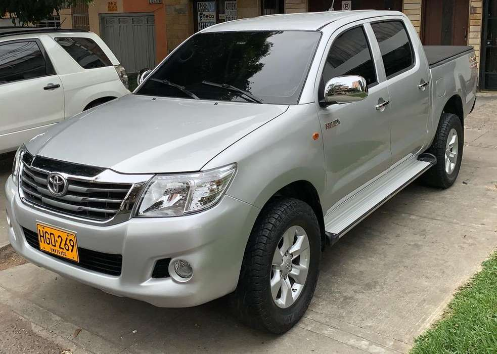 <strong>toyota</strong> Hilux 2014 - 81000 km