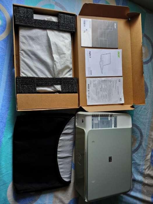 Portatil Acer Como Nuevo E Impresora Hp
