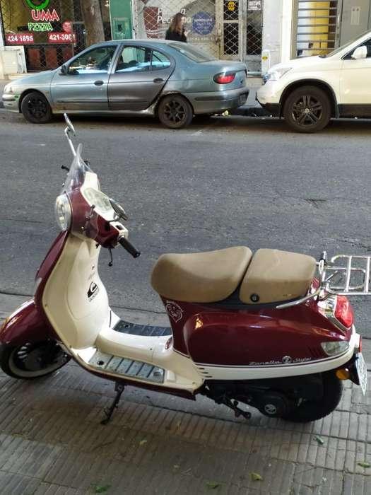 Zanella Styler 150cc