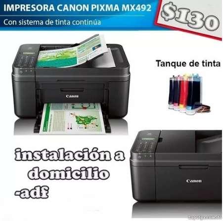 <strong>impresora</strong>s wifi nuevas de tinta continua