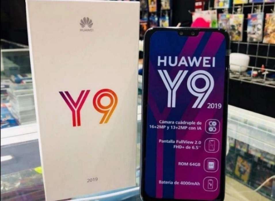 Huawei Y9 2019 64gb Nuevos Sellados