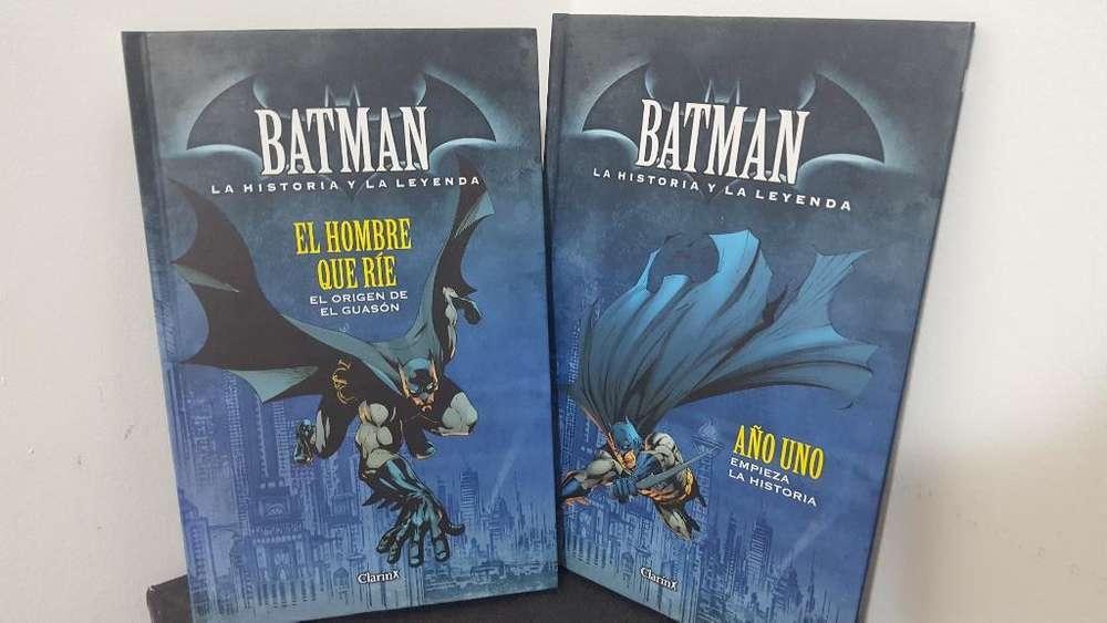 Batman 2 Historietas